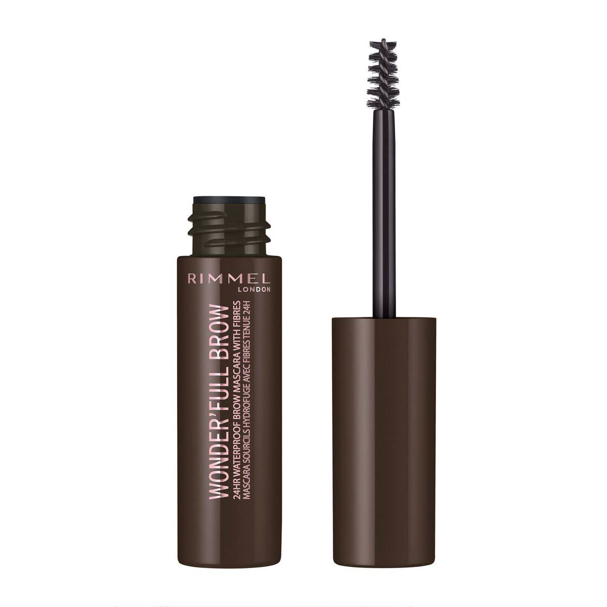 Rimmel Wonder Full 24 Hour Brow Mascara - 003 Dark Brown