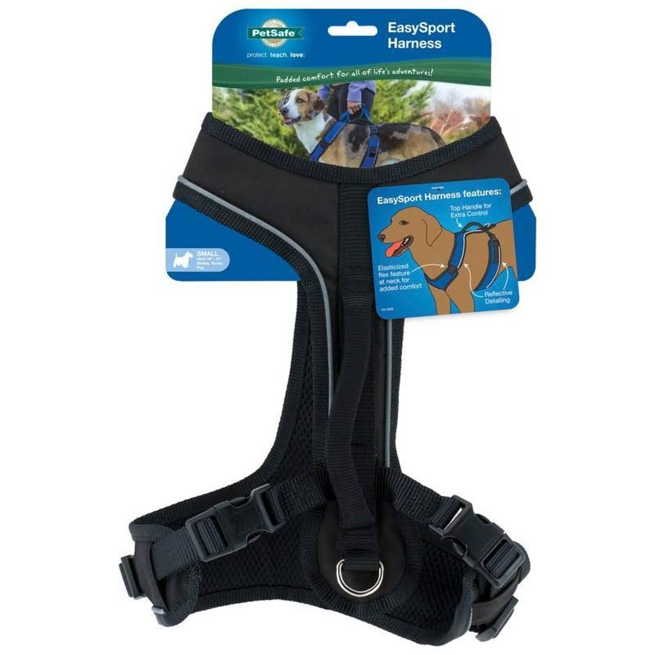 Petsafe Easysport Dog Harness - Black