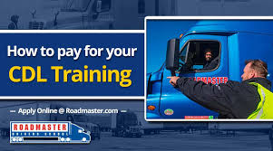 How To Pay For CDL Training - Roadmaster Drivers School