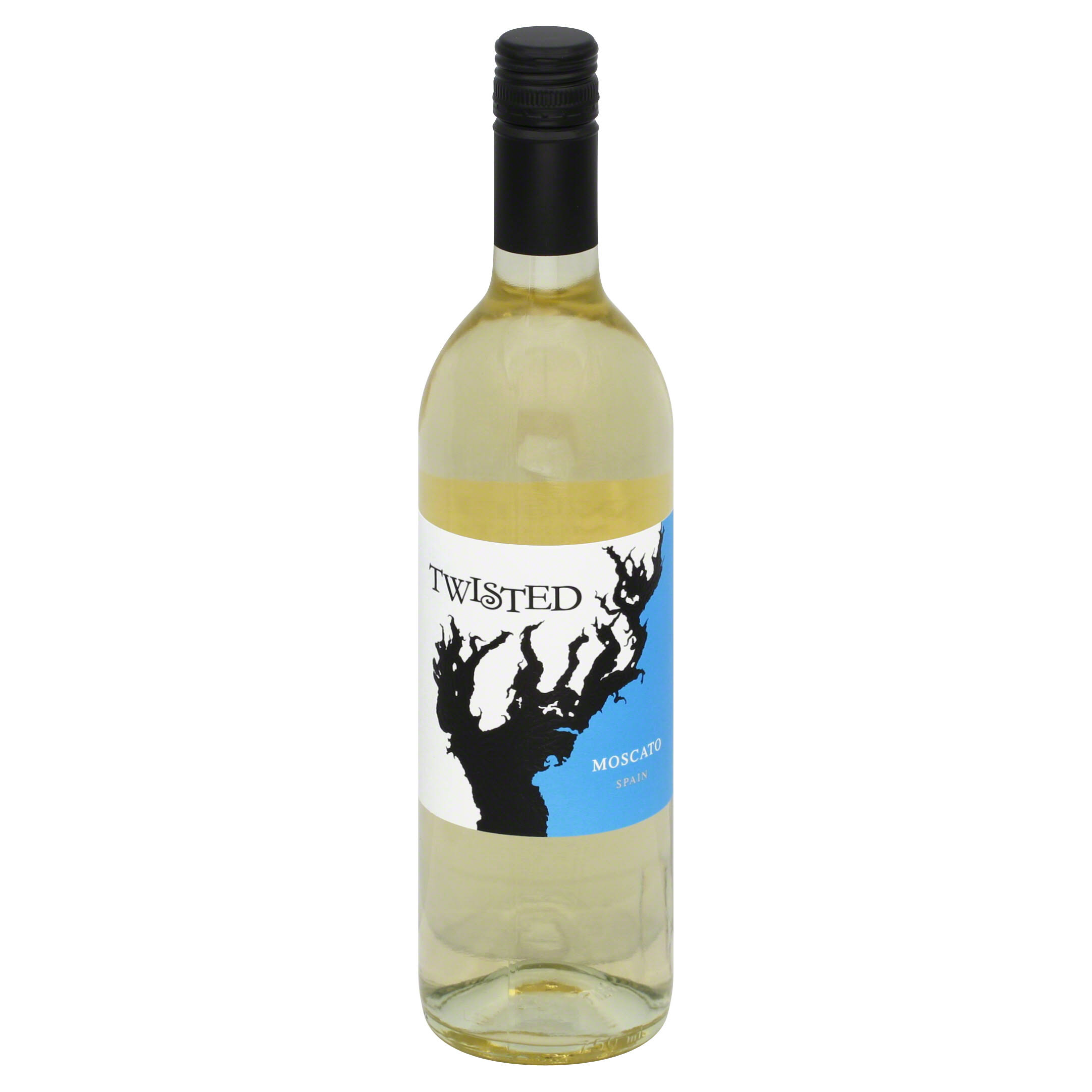 Twisted Moscato, Spain - 750 ml