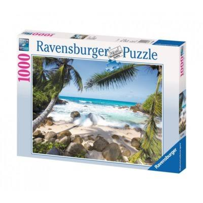 Ravensburger Jigsaw Puzzle - Seychelles Dream Holiday, 1000 Pieces