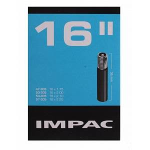 Impac Cycle Bike Inner Tube - 16""