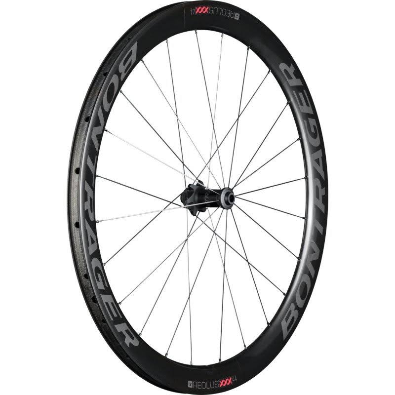 Bontrager Aeolus XXX 4 TLR Disc Clincher Road Wheel - 28""