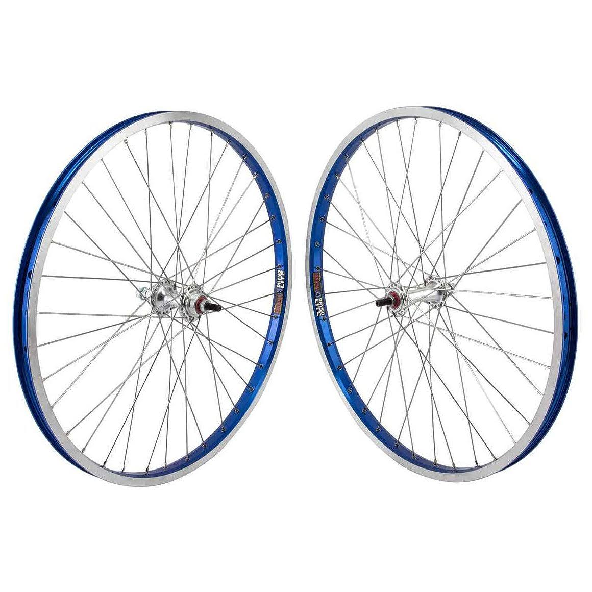 Wheel Master 24` Alloy BMX 24in Wheel Set