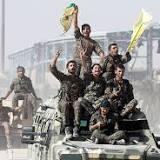 ISIL, ラッカ, シリア, シリア民主軍, シリア騒乱, クルド人