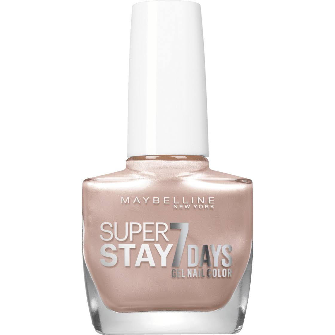 Maybelline Superstay 7 Days City Nudes Nail Color - 892 Dusted Pearl, 49g