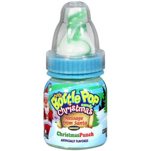Topps Baby Bottle Pop Candy
