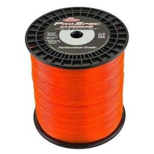 Berkley ProSpec Chrome Mono Fishing Line 30lb 4440yds Blaze Orange PSC330-80