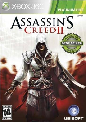 Assassin's Creed II XBox Game