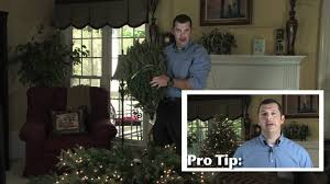 Puleo Christmas Tree Instructions by Troubleshooting Tips For Artificial Christmas Trees Youtube