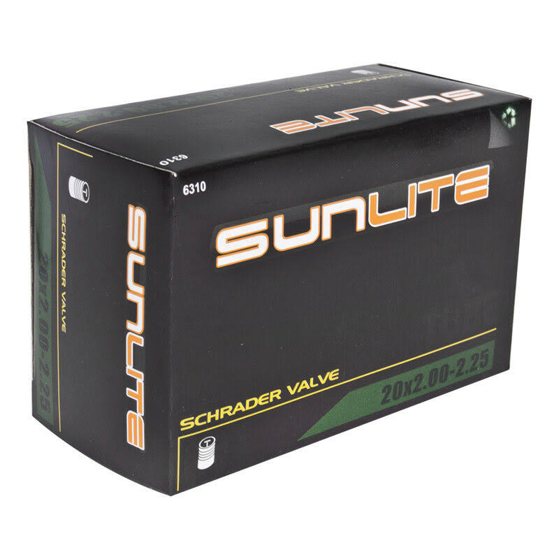 Sunlite Bicycle Tube - 20x2-2.25