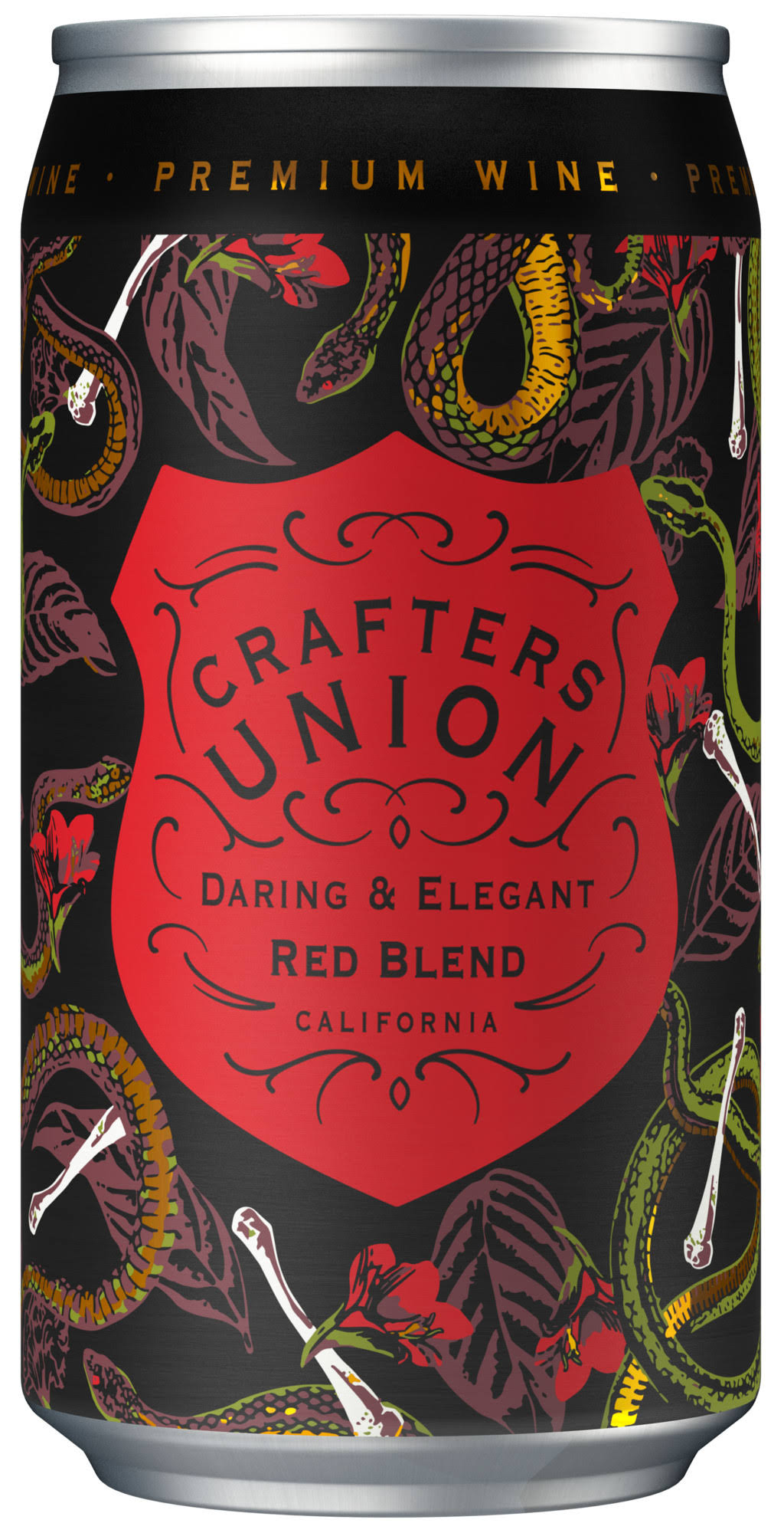 Crafters Union Red Blend, California - 375 ml