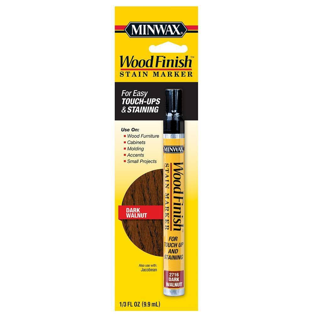 Minwax Wood Finish Stain Marker - Dark Walnut