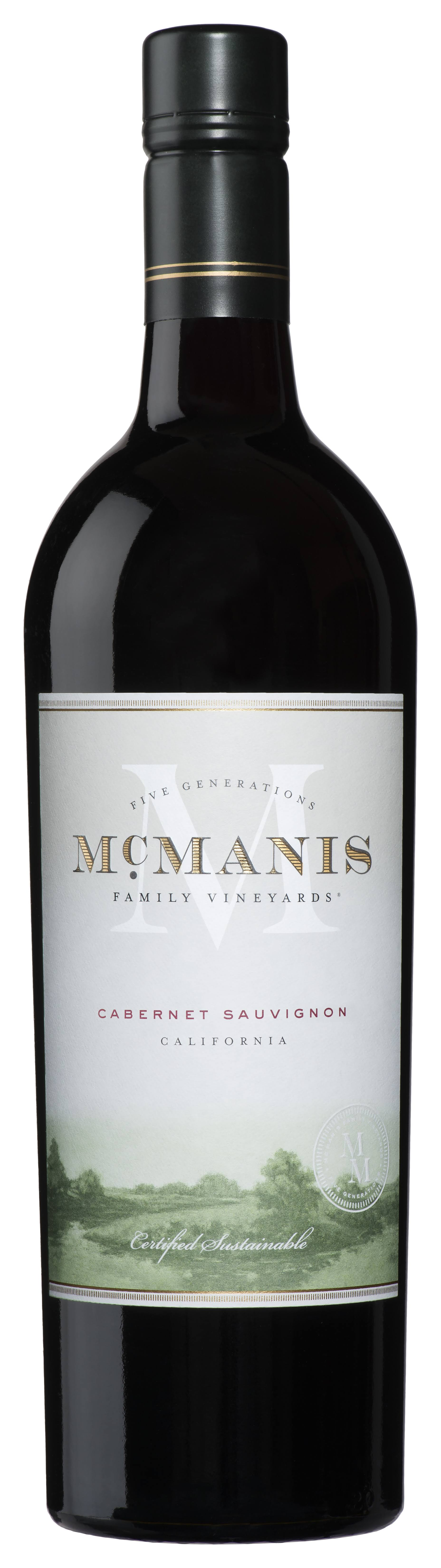 McManis Family Vineyards Cabernet Sauvignon, California, 2006 - 750 ml