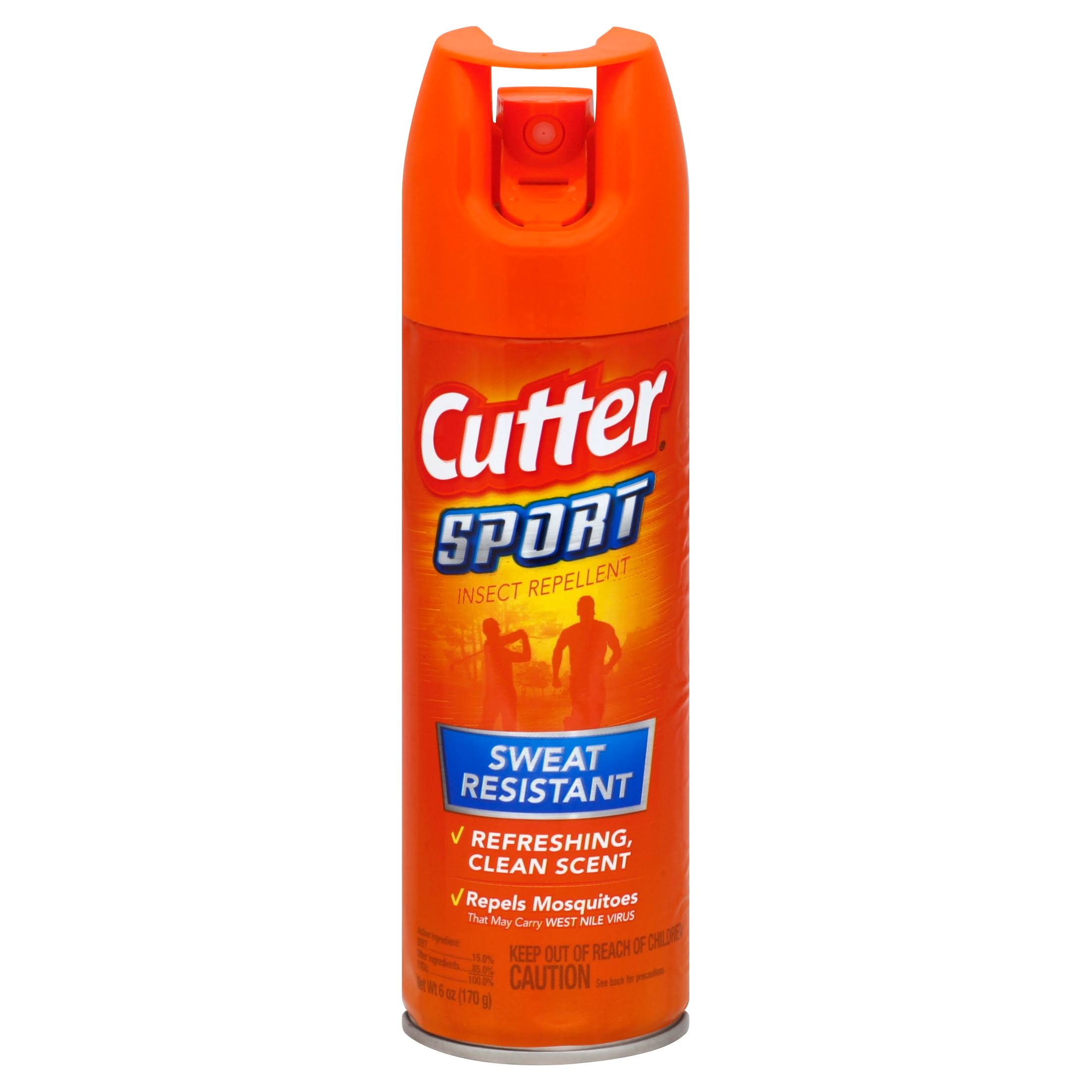 Cutter Sport Insect Repellent - 6oz