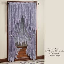 Black Sheer Curtains Walmart by Decoration Jabot Curtains For Vintage And Romantic Look Will Make