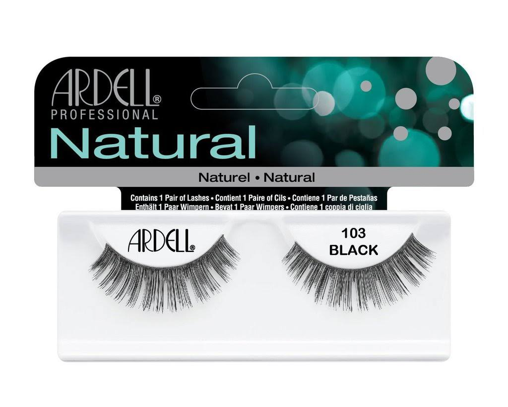 Ardell Fashion Lashes - Glamour, 103 Black