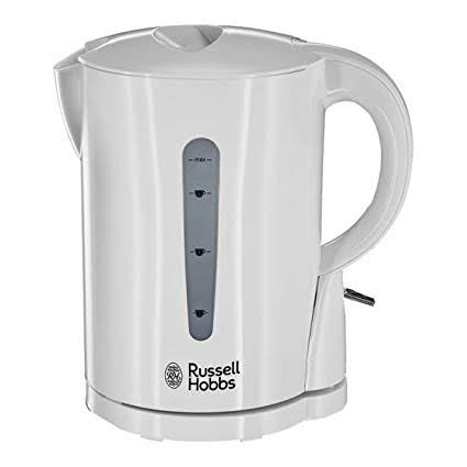 Russell Hobbs Essentials Kettle - White