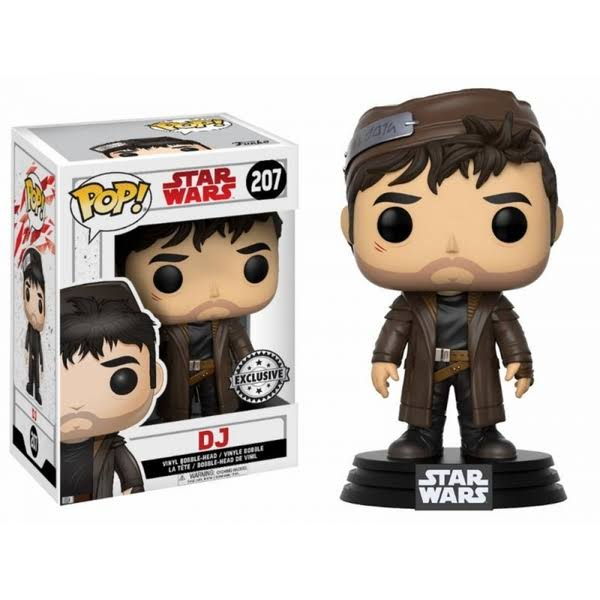 Funko Pop Star Wars DJ Vinyl Figure