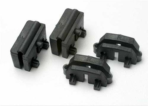 Traxxas Revo Steering Servo Mounts - Set of 2