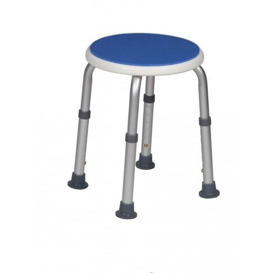 Shower Stool Seat - Blue