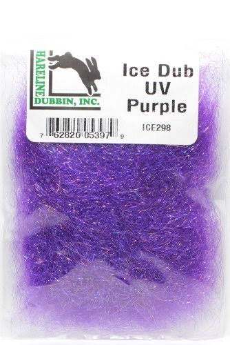 Hareline Ice Dub - Purple