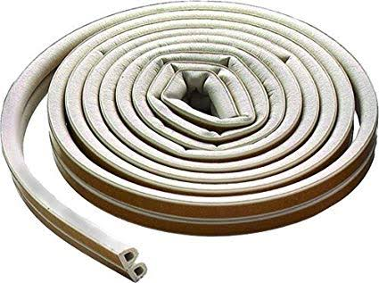 MD Building Products 5/16 In. x 17 ft. All-climate Weather Stripping Tape