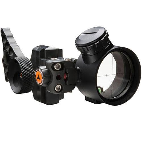 Apex Covert Pro Illuminated Green Led Dot Bow Sight