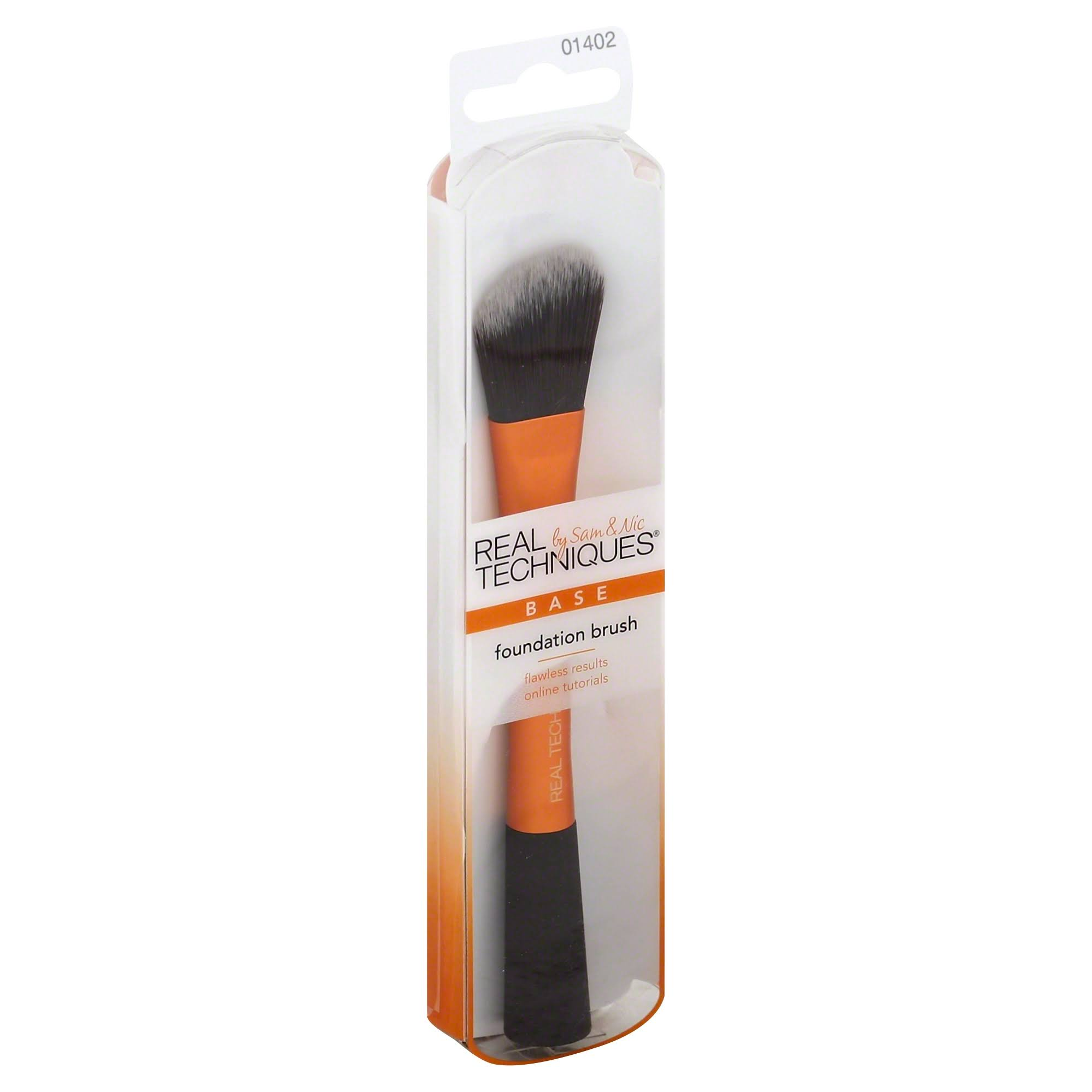 Real Techniques Base Foundation Brush