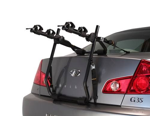 Hollywood Racks Express 2-Bike Trunk Rack