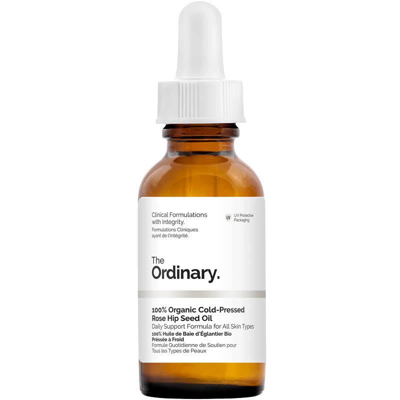 The Ordinary 100% Organic Cold-Pressed Rose Hip Seed Oil - 30ml