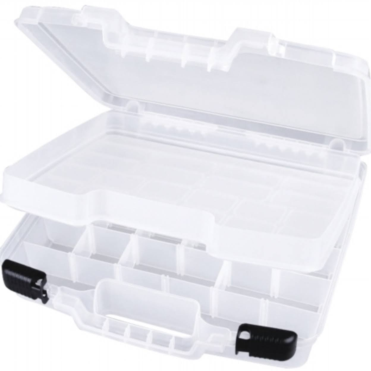 Art Bin Quick View Deep Base Carrying Case - Translucent, 38cm x 8.3cm