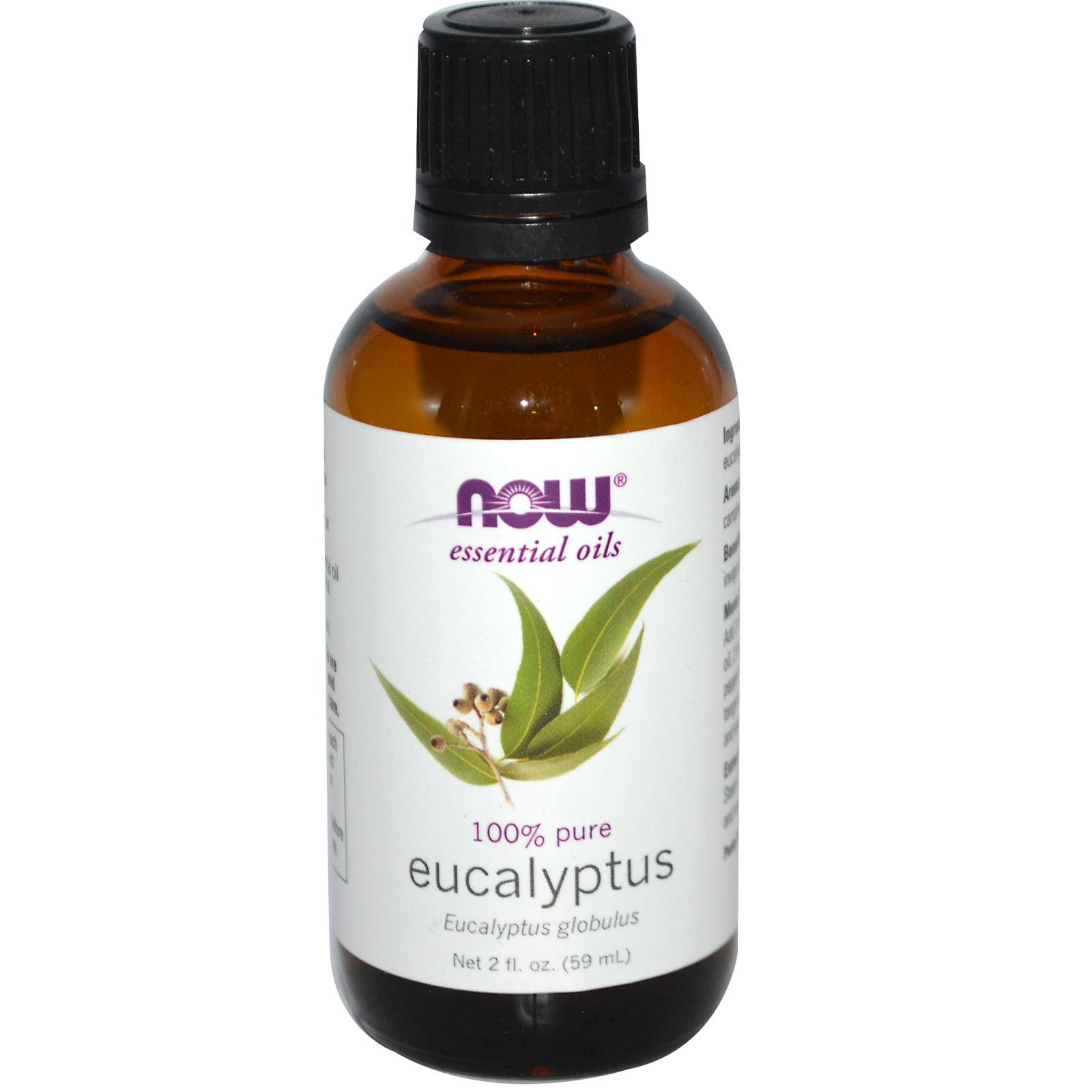 Now Foods Eucalyptus Oil - 2oz