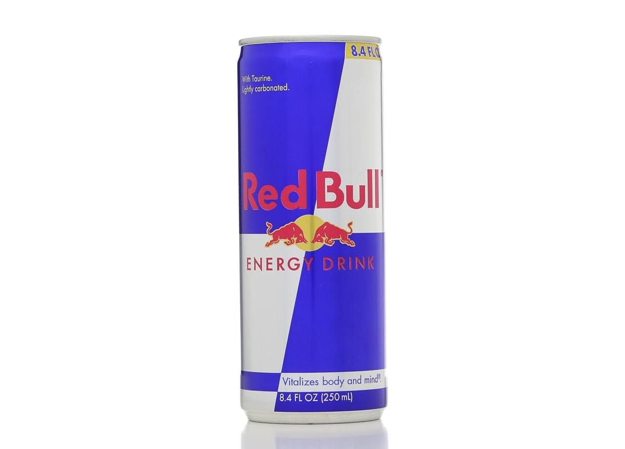 Red Bull Energy Drink - 8.4 fl. oz
