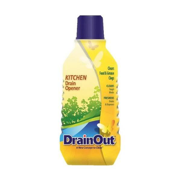 DrainOut Kitchen Drain Opener - 16 fl oz