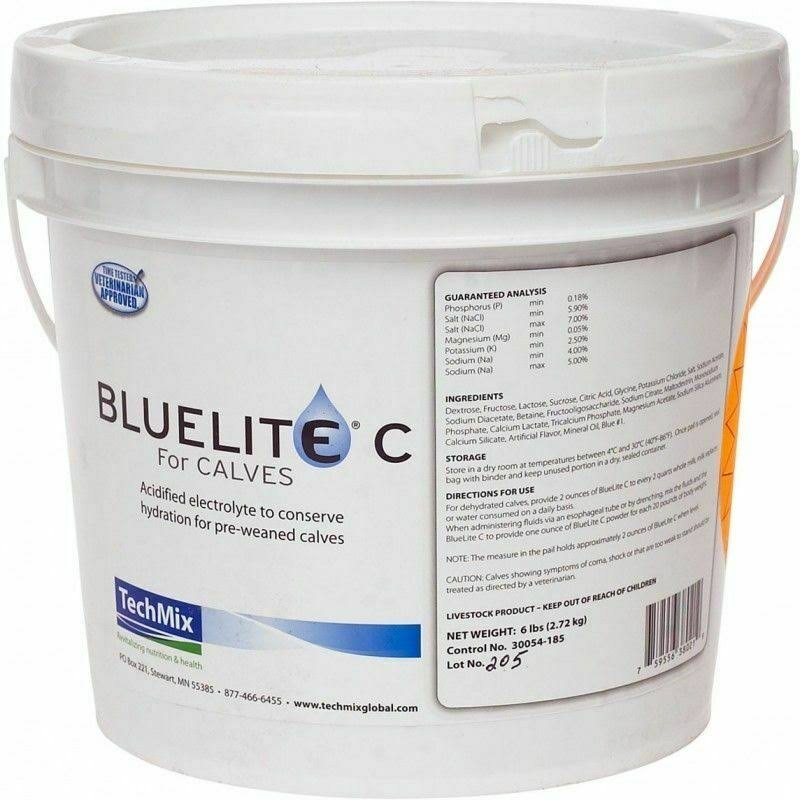 Tech Mix Calves BlueLite C - 6lb