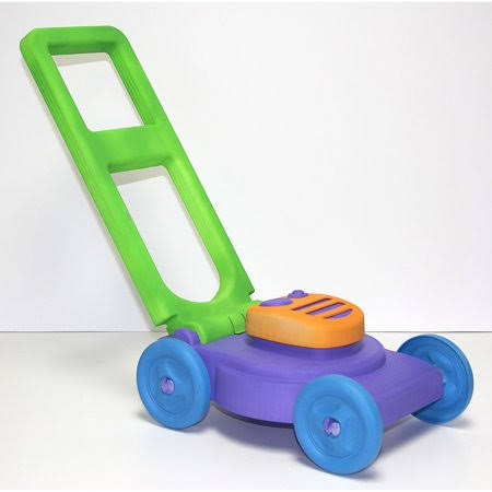 American Plastic Toy Cute Lawn Mower