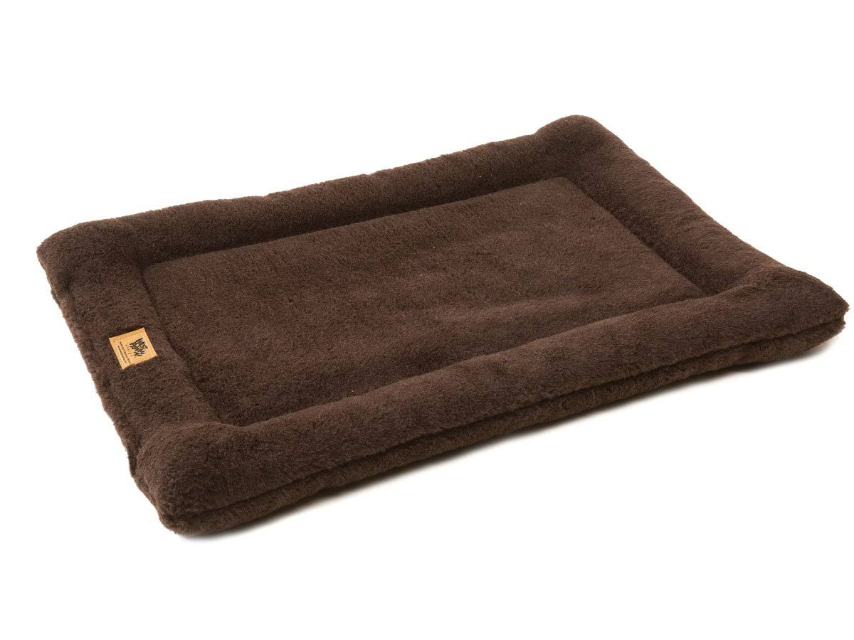 West Paw Montana Nap Bed X-Large Chocolate