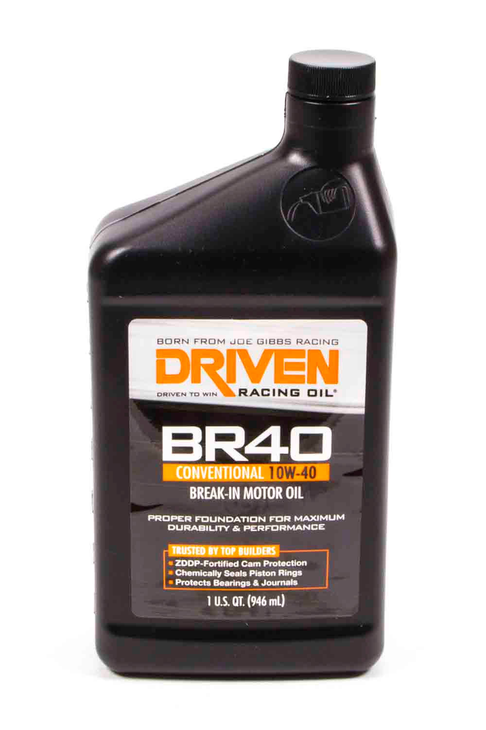 Driven Racing Oil Br40 10W-40 Break-In Motor Oil - 946ml