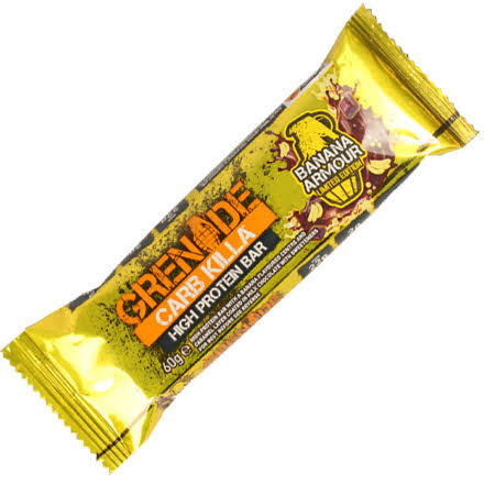 Grenade Carb Killa High Protein Bar - Banana Armour, 60g