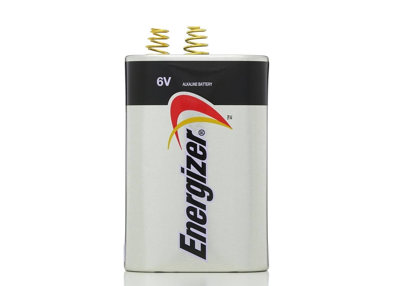 Energizer 529 Battery - 6V
