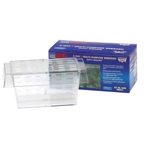 Lees 10250 Aquarium Two Way Multi Purpose Guppy Breeder - Small