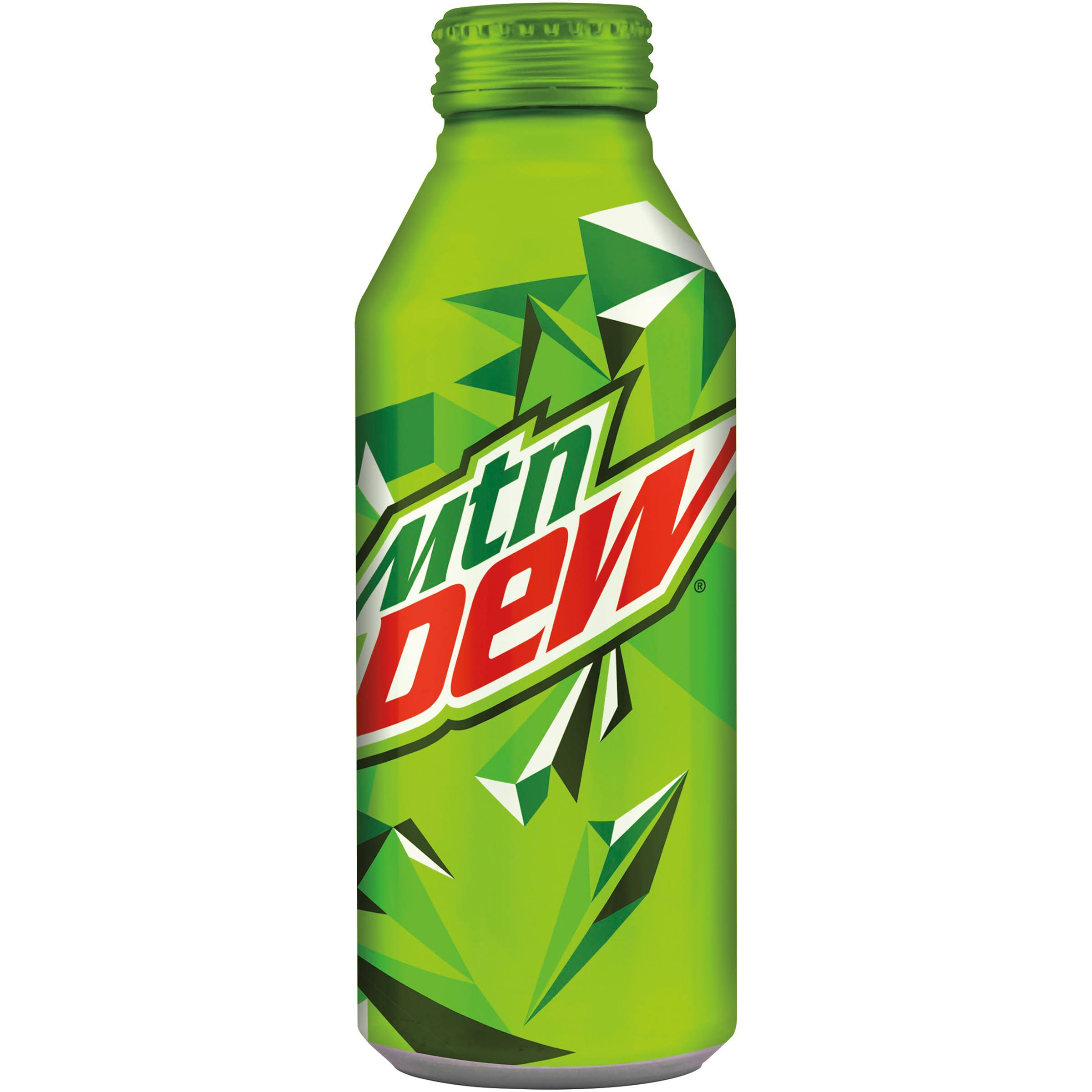 Mountain Dew Soda Soft Drink - 16oz