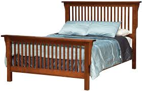 Wayfair Cal King Headboard by Amish Mission California King Mission Style Frame Bed With