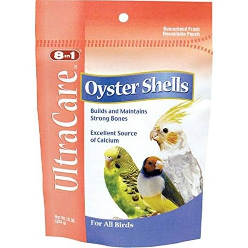 Ecotrition Oyster Shells Bone Care For All Birds - 234g