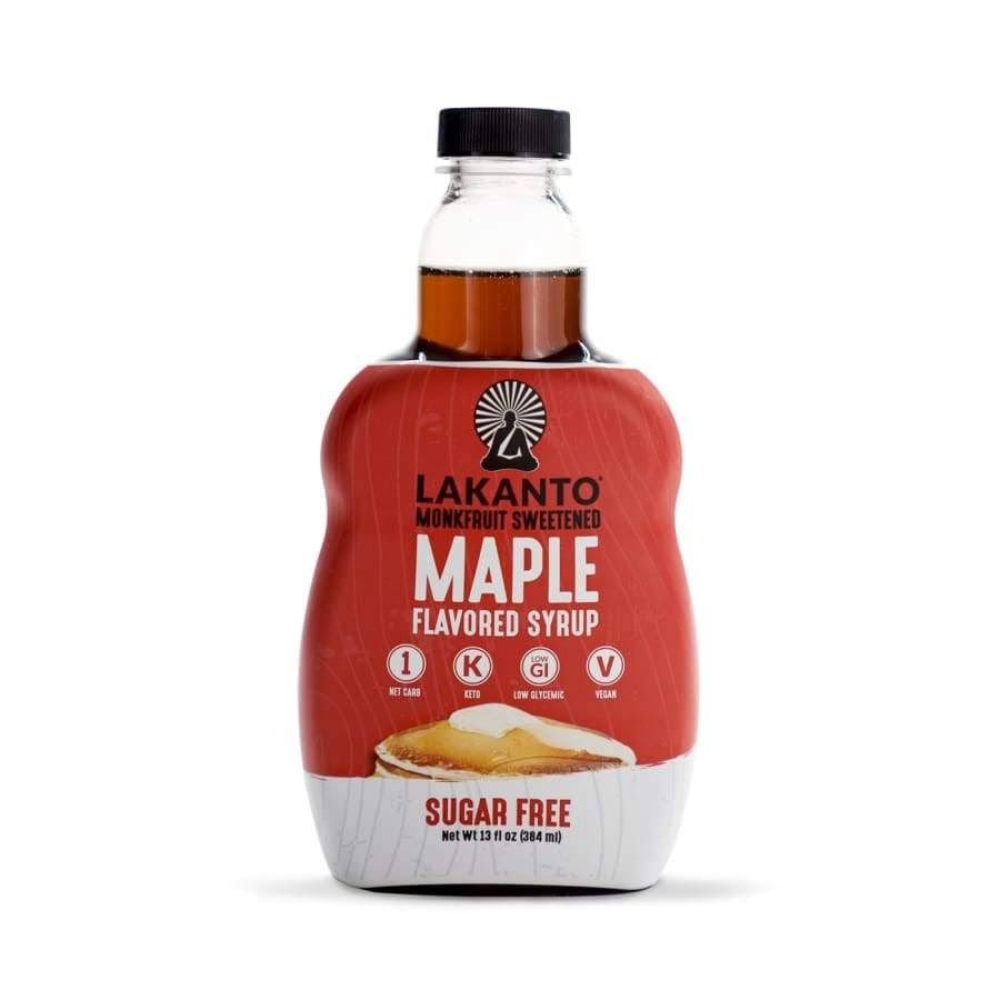 Lakanto Maple Flavored Syrup - 13oz