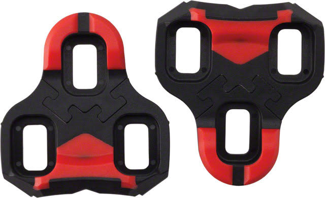 VP Components Float Keo Compatible Pedal Cleats - Black
