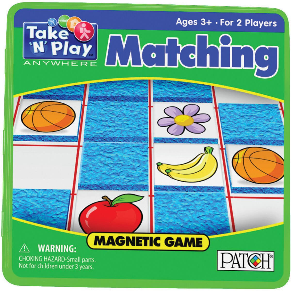 Take N Play Anywhere Matching Magnetic Game