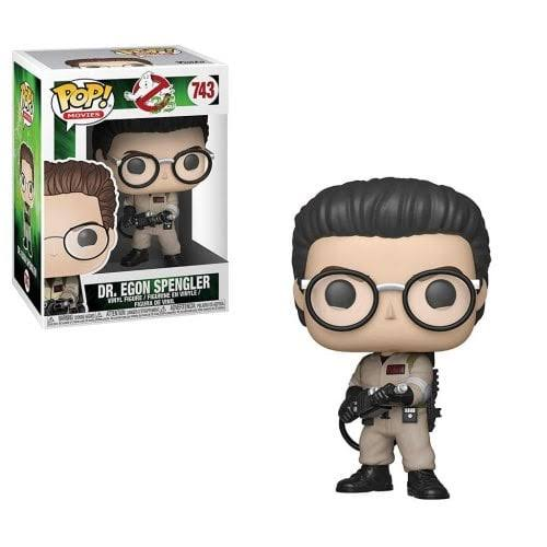Funko Pop! Movies: Ghostbusters Dr. Egon Spengler Vinyl Figure