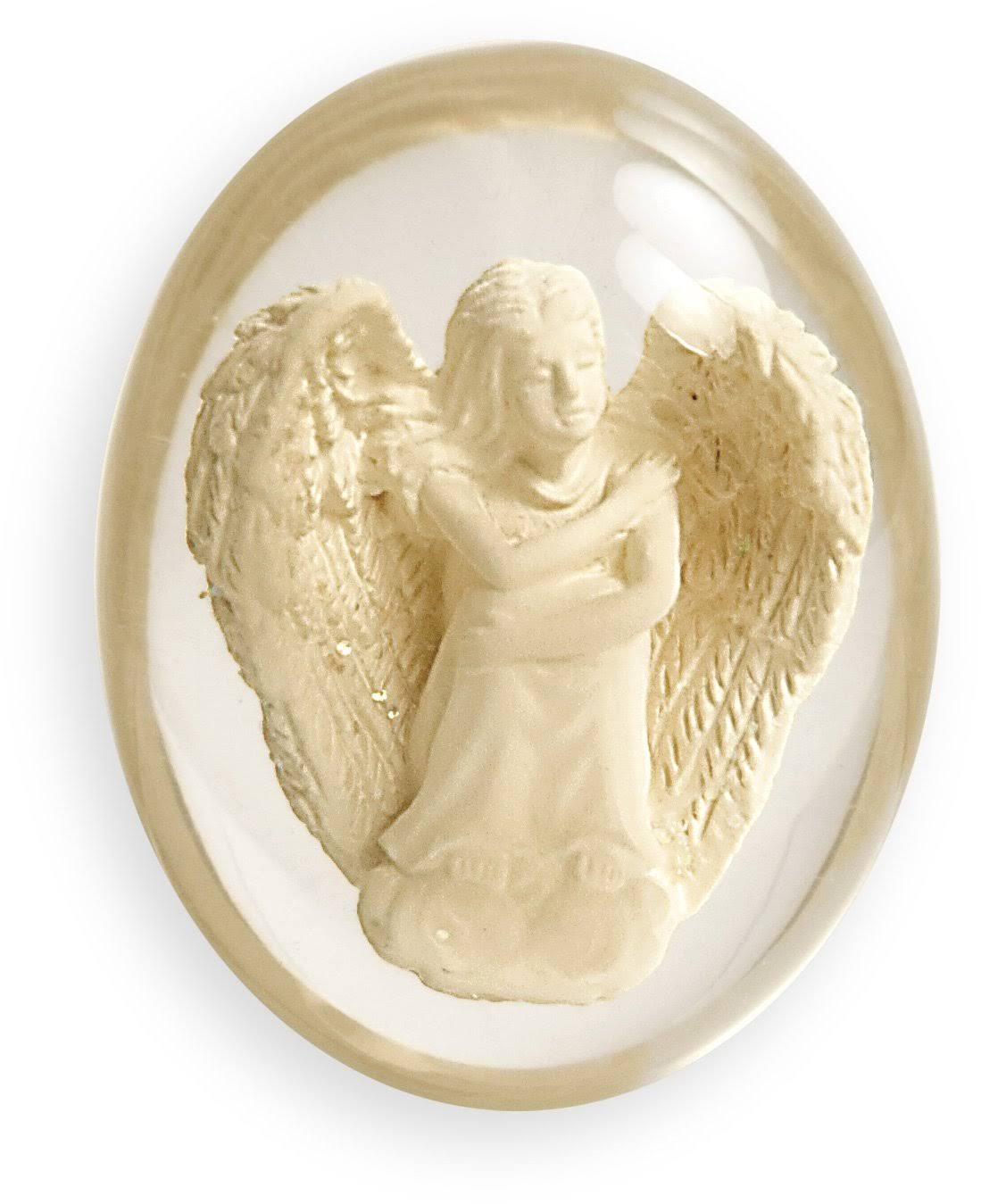 Angelstar Guardian Angel Pocket Token Stone - Worry Stone